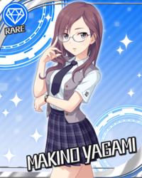Yagami Makino - DereSute Wiki